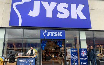 Reapertura JYSK Alfafar, 1 de febrero
