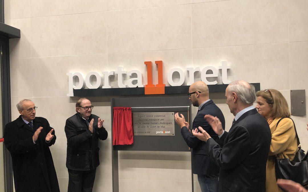 Inaugurada la fase 1 del Centro Comercial Portalloret