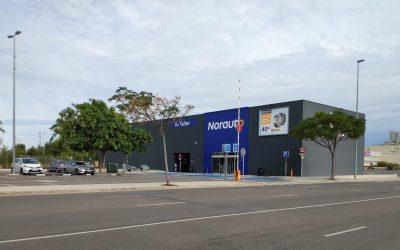 Norauto abre puertas en Alfafarparc